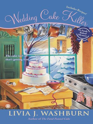 cover image of Wedding Cake Killer