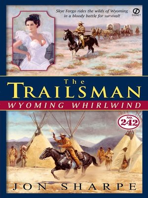 cover image of Wyoming Whirlwind