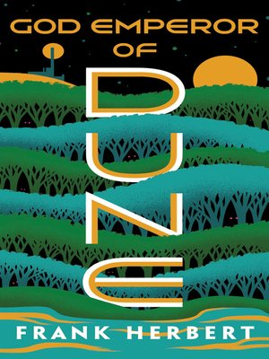 cover image of God Emperor of Dune