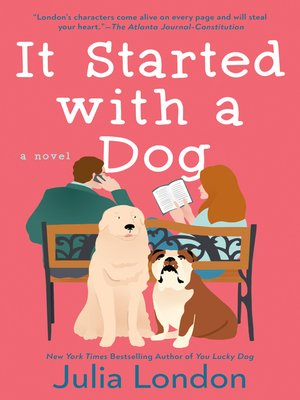 cover image of It Started with a Dog