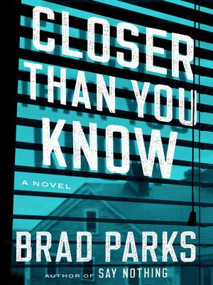 cover image of Closer Than You Know