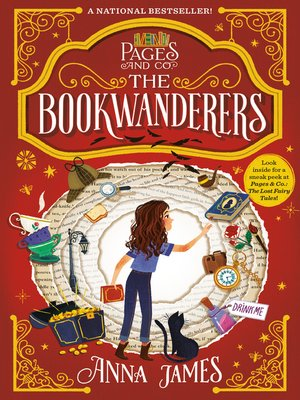 cover image of The Bookwanderers
