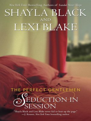 cover image of Seduction in Session