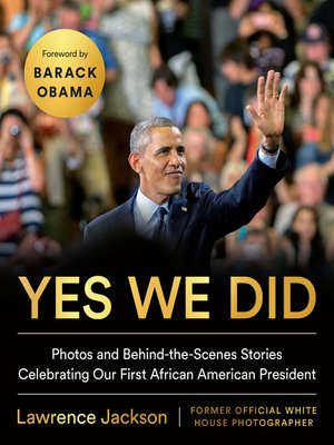 cover image of Yes We Did