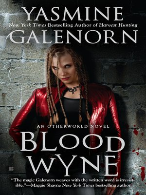 cover image of Blood Wyne