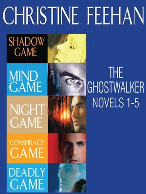 cover image of The Ghostwalker Novels 1-5