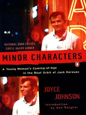cover image of Minor Characters
