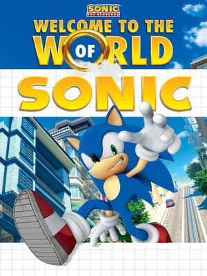cover image of Welcome to the World of Sonic