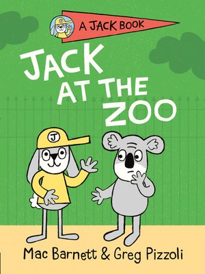 cover image of Jack at the Zoo