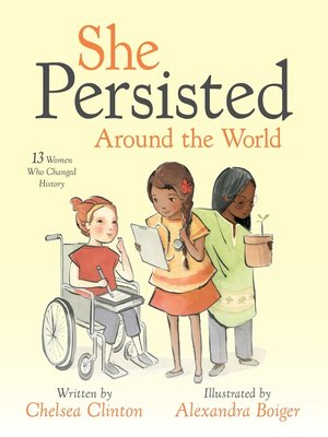 cover image of She Persisted Around the World