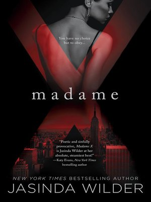 cover image of Madame X