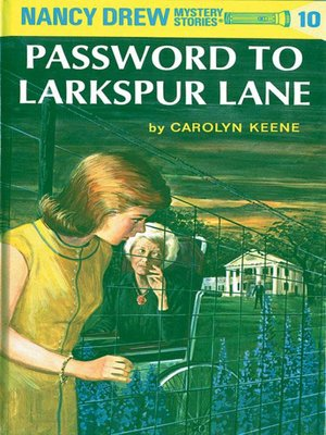 cover image of Password to Larkspur Lane
