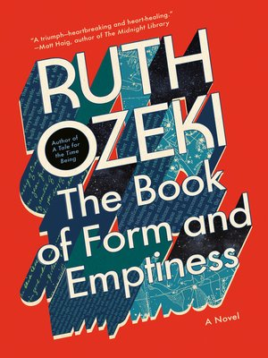 cover image of The Book of Form and Emptiness