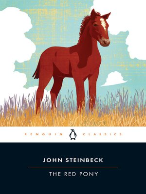 cover image of The Red Pony