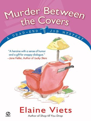 cover image of Murder Between the Covers