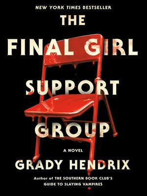 cover image of The Final Girl Support Group