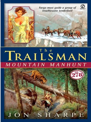 cover image of Mountain Manhunt