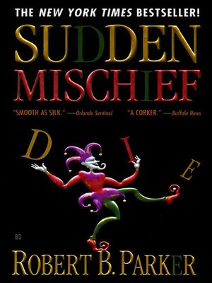 cover image of Sudden Mischief