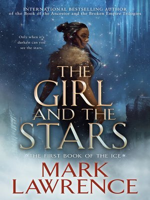 cover image of The Girl and the Stars