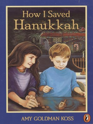cover image of How I Saved Hanukkah