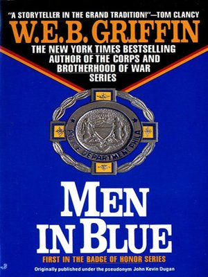 cover image of Men in Blue