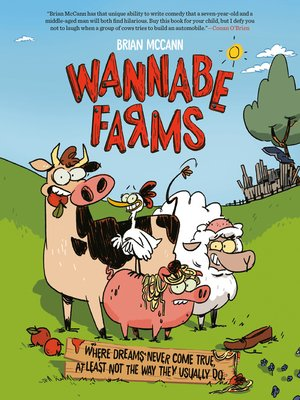 cover image of Wannabe Farms