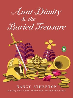 cover image of Aunt Dimity and the Buried Treasure