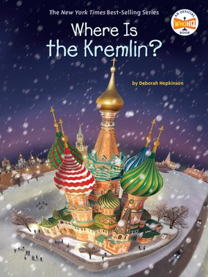 cover image of Where Is the Kremlin?