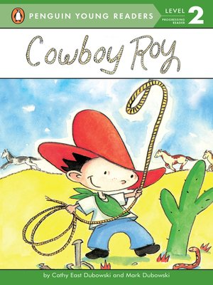 cover image of Cowboy Roy