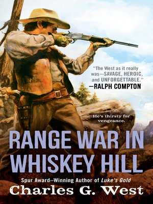 cover image of Range War in Whiskey Hill