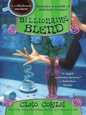cover image of Billionaire Blend