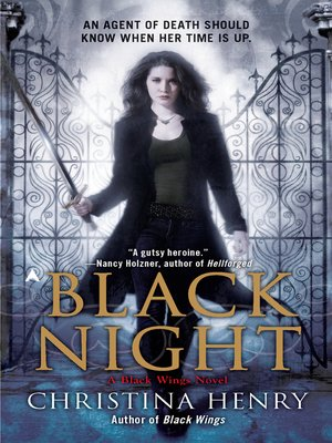 cover image of Black Night