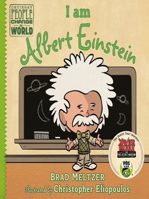 cover image of I am Albert Einstein