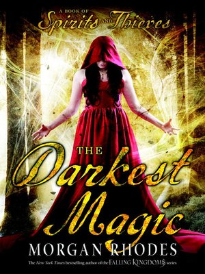 cover image of The Darkest Magic