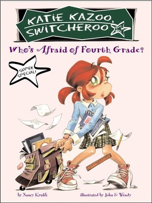 cover image of Who's Afraid of Fourth Grade?