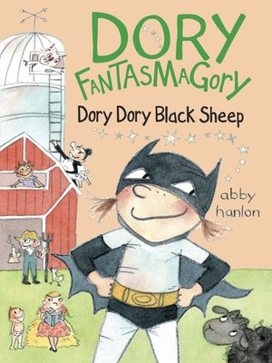 cover image of Dory Dory Black Sheep