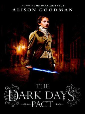 cover image of The Dark Days Pact