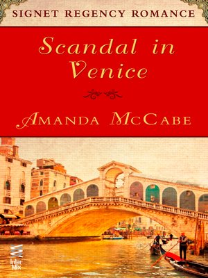 cover image of Scandal in Venice