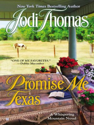 cover image of Promise Me Texas