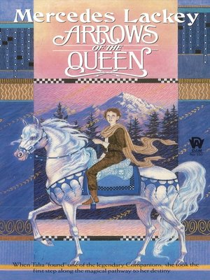 cover image of Arrows of the Queen