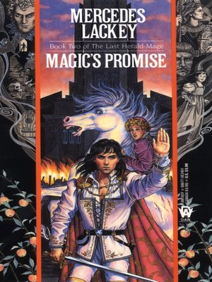 cover image of Magic's Promise