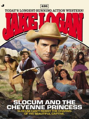 cover image of Slocum and the Cheyenne Princess