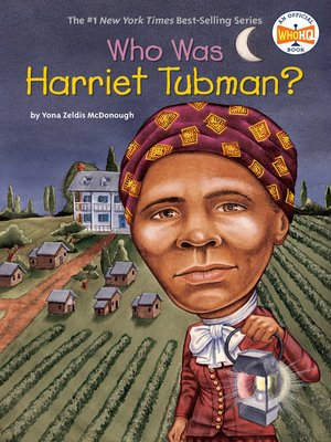 cover image of Who Was Harriet Tubman?