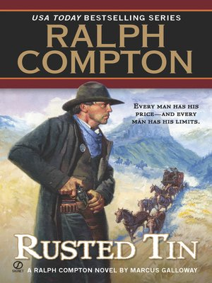 cover image of Ralph Compton Rusted Tin