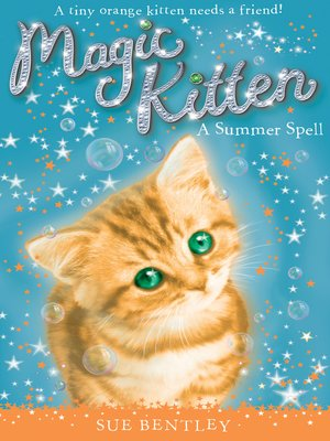 cover image of A Summer Spell