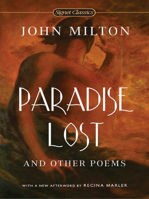 cover image of Paradise Lost and Other Poems