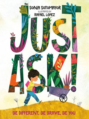 cover image of Just Ask!