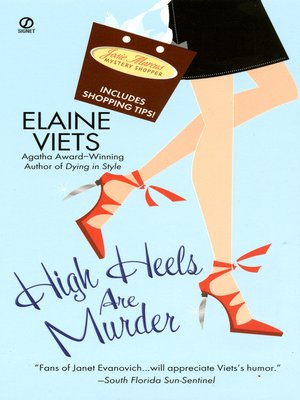 cover image of High Heels are Murder