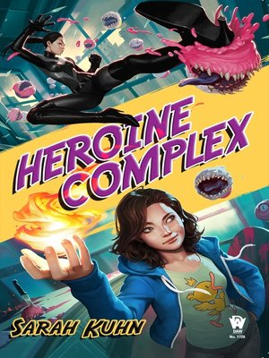 cover image of Heroine Complex Series, Book 1