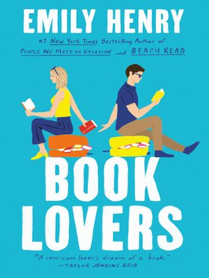 cover image of Book Lovers